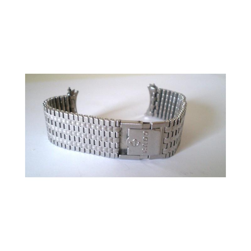 Bracelet acier RADO 19mm