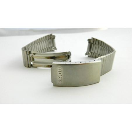 RADO Steel strap 21mm