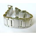 Bracelet acier SWISS ARMY 21mm