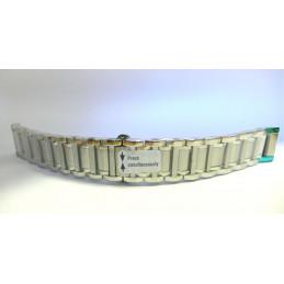 Bracelet acier Zenith chronographe pour el primero moderne