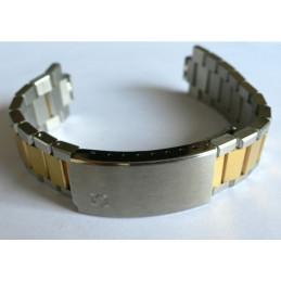 Bracelet bicolore Zenith pour Zenith el primero