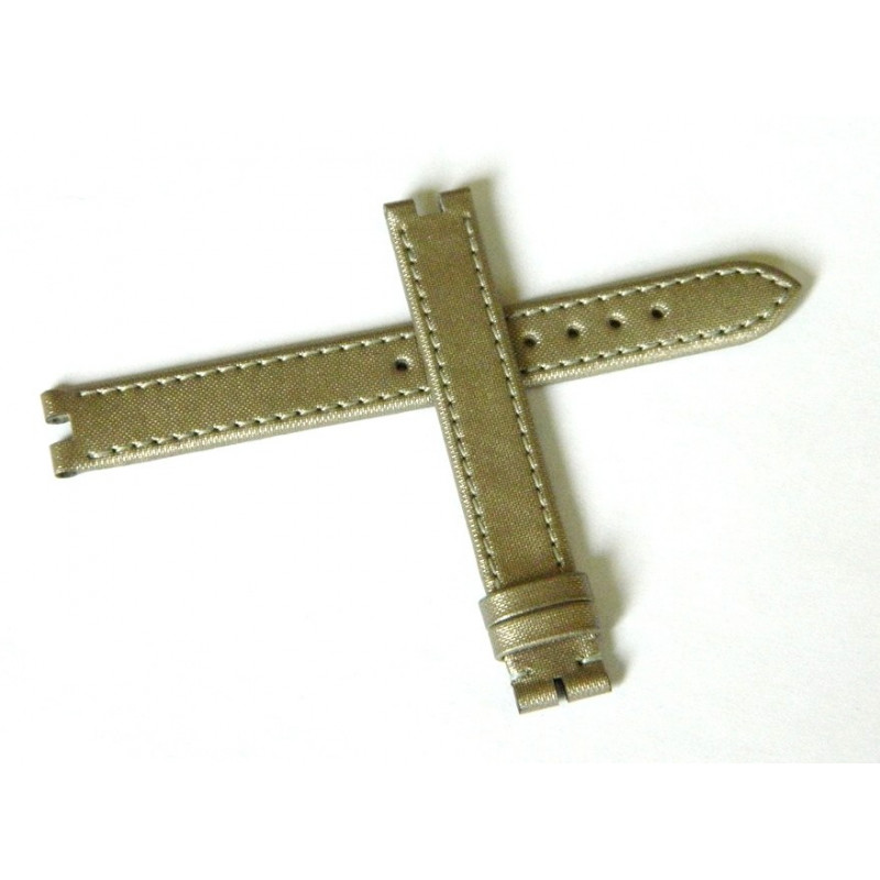 Cartier Bracelet toile 12mm pour Baignoire Allongée