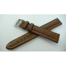 Breitling shark strap new with buckle 15/14mm