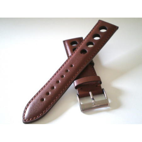Sport leather strap 20mm