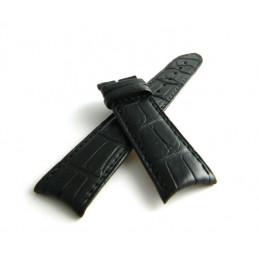 bracelet F.P Journe croco noir 20mm