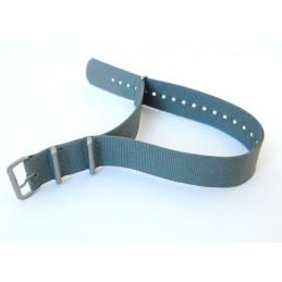 Bracelet NATO Gris 20mm