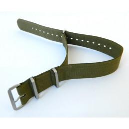 Bracelet NATO Kaki 20mm