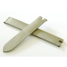 Bracelet nylon gris CARTIER 12/12mm