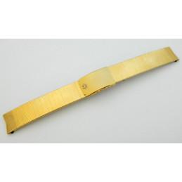 Bracelet plaqué or HAMILTON 16mm