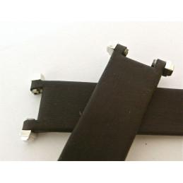 Bracelet pour CARTIER PASHA acier  - 17mm
