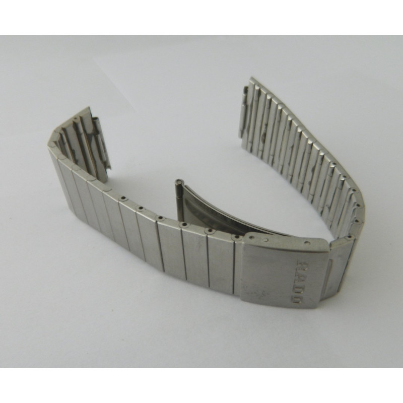 bracelet RADO acier 25mm