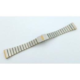 Bracelet RADO acier/or 15mm