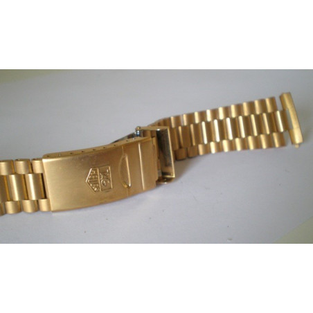 Tag Heuer golden strap 20mm