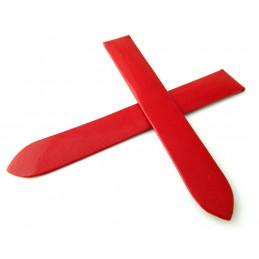 Bracelet vernis rouge CARTIER 17.70mm