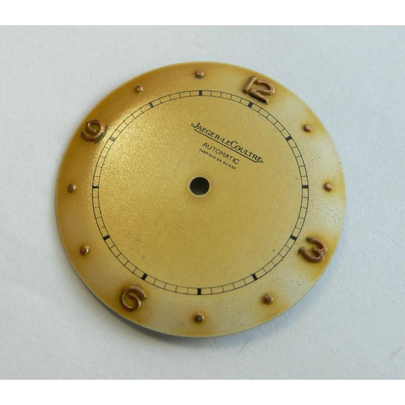 Cadran ancien Jaeger Lecoultre - diamètre 28,8 mm
