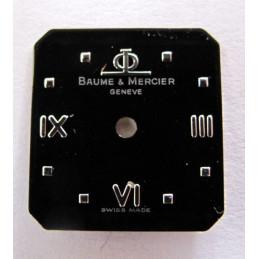 Cadran Baume & Mercier 15 x 15 mm