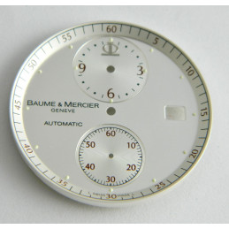 BAUME & MERCIER White dial 31.90mm