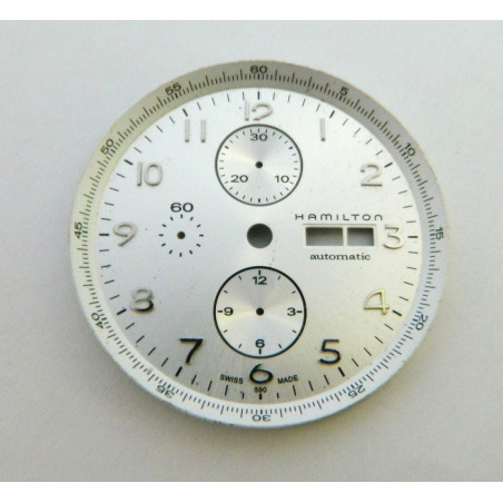 HAMILTON Automatic White dial 39.20mm