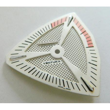 HAMILTON Automatic Ventura White dial
