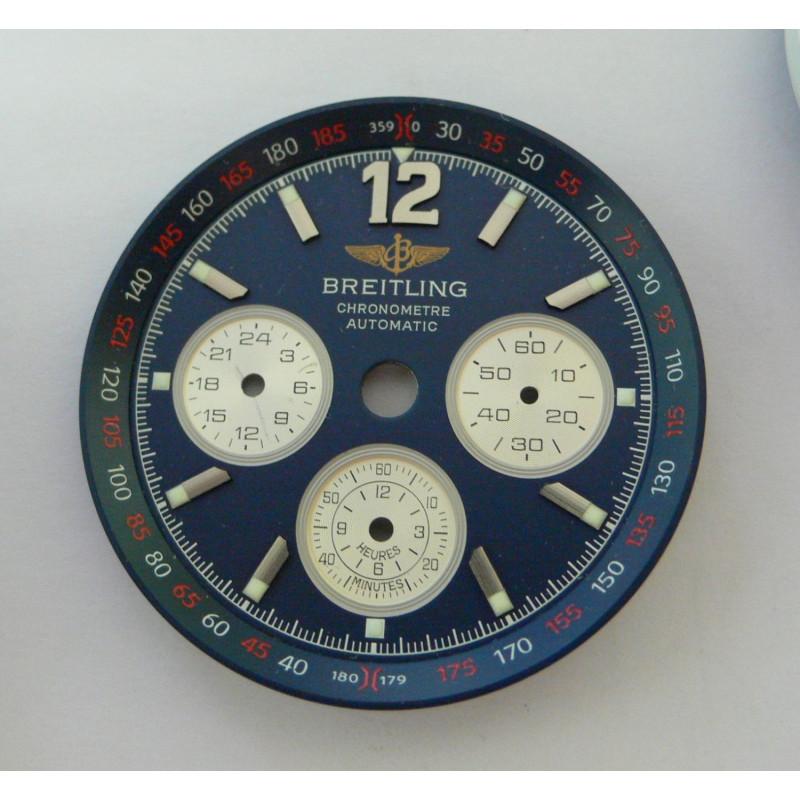 Cadran BREITLING Chronographe Chronometre Automatic