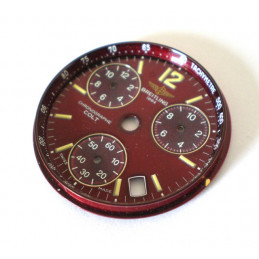 BREITLING chronographe COLT red dial