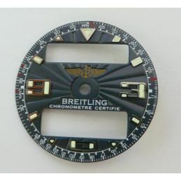 Cadran BREITLING Chronometre Certifié Emergency