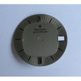 Cadran Bulova Accutron - diamètre 28 mm