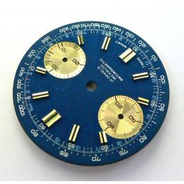 Cadran chronographe générique - diamètre 30 mm pour valjoux 7733