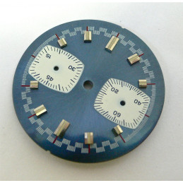 Generic chronograph dial - diameter 32 mm V7733