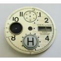 Cadran crème HAMILTON pour chronographe valjoux 7750 - 30.19mm