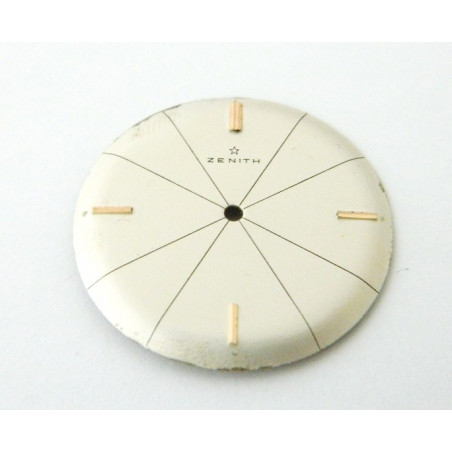 ZENITH cream dial 29.70mm