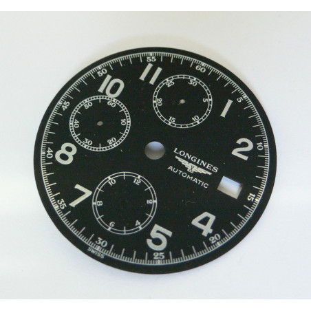 LONGINES chronograph dial - 31,5mm