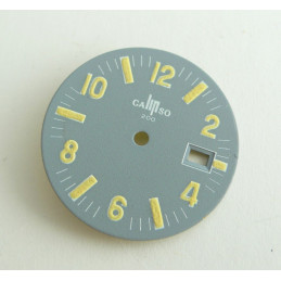 Lip old Calipso dial - diameter 26,58 mm