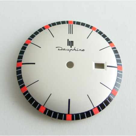 Lip old Dauphine dial - diameter 29,47 mm