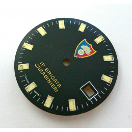 Breitling DPW dial for the Italian Army