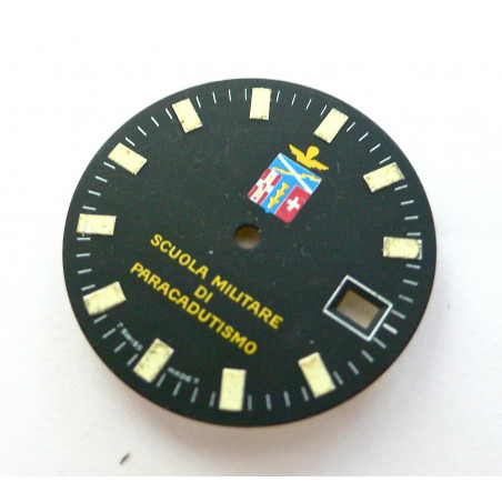 DPW dial by Breitling for the Italian army