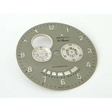 ZENITH El Primero Grey dial 36.50mm