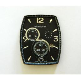 HAMILTON Black dial