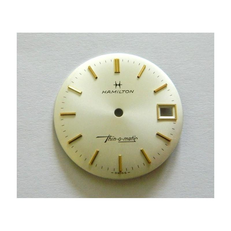 Cadran HAMILTON Thin-o-matic 29.30mm