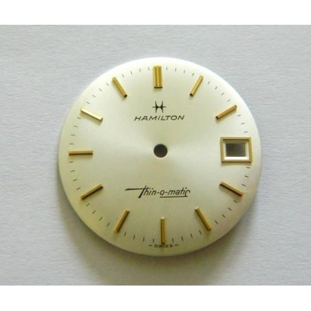 HAMILTON Thin-o-matic dial 29.30mm