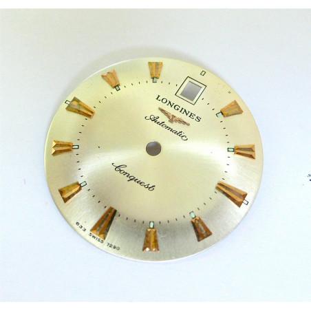 Vintage NOS LONGINES Conquest dial -29,50mm