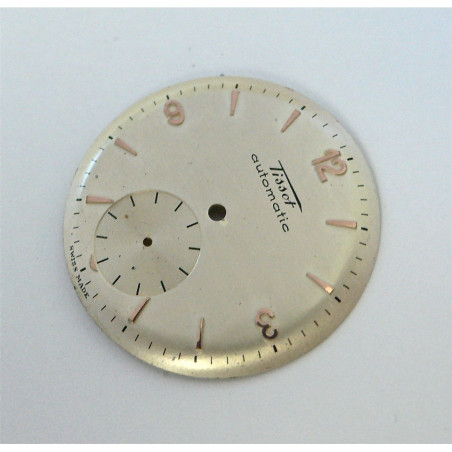 vintage TISSOT automatic dial - 30,36mm