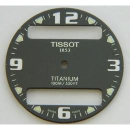 Cadran TISSOT Titanium 29,06 mm