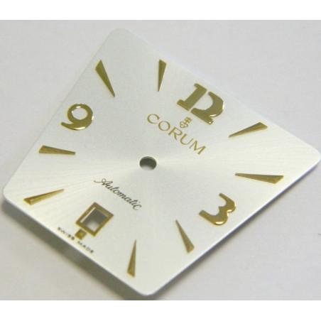 CORUM Trapezoid cream dial