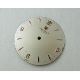 Universal Genève dial - diameter 28 mm