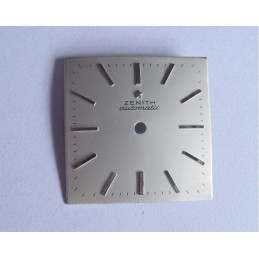 Zenith square dial - 26 x 26 mm