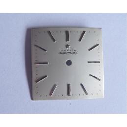 Cadran Zenith carré - 26 x 26 mm