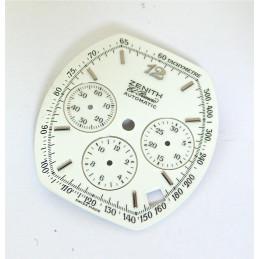 Cadran Zenith El Primero chronographe Tonneau