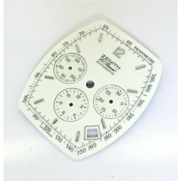 Zenith El Primero chronograph dial